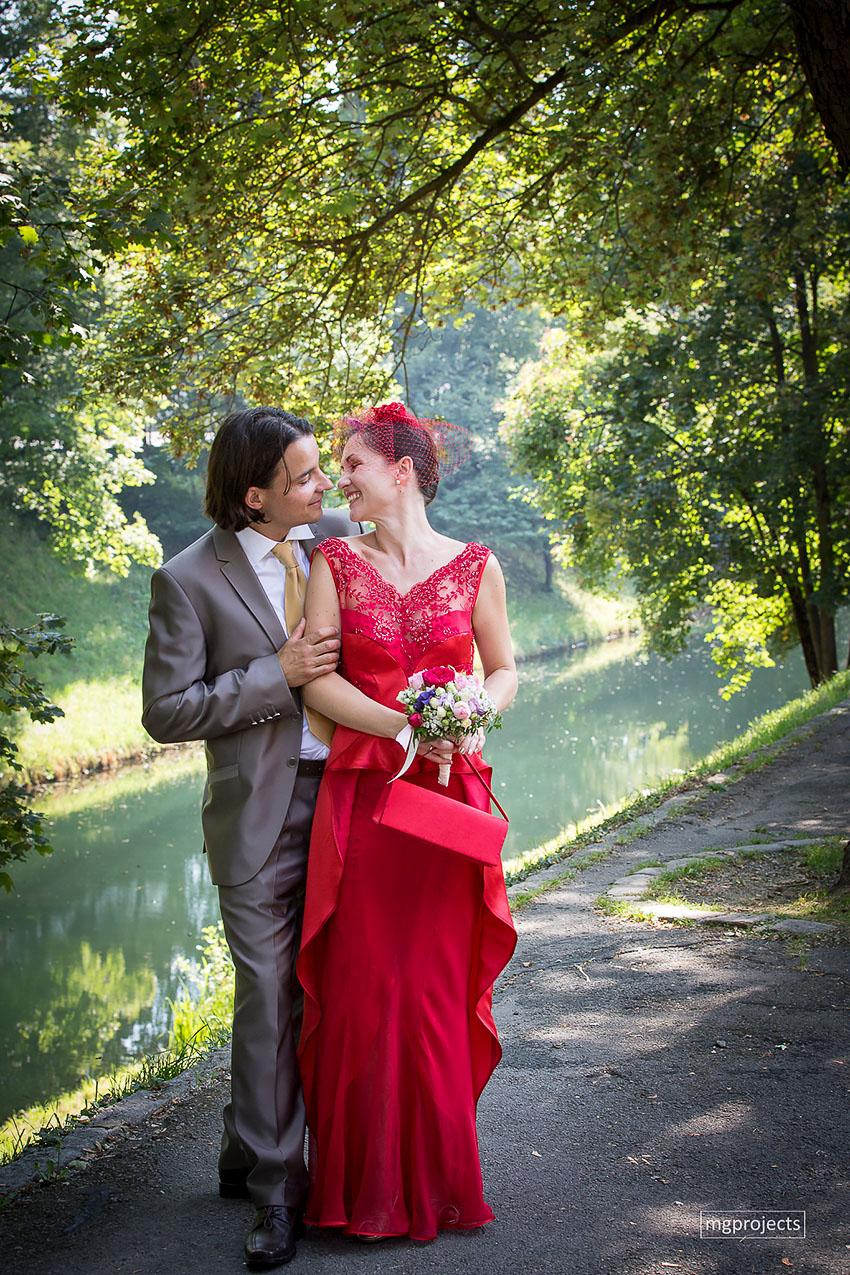 Hochzeit Mike und Gerlinde