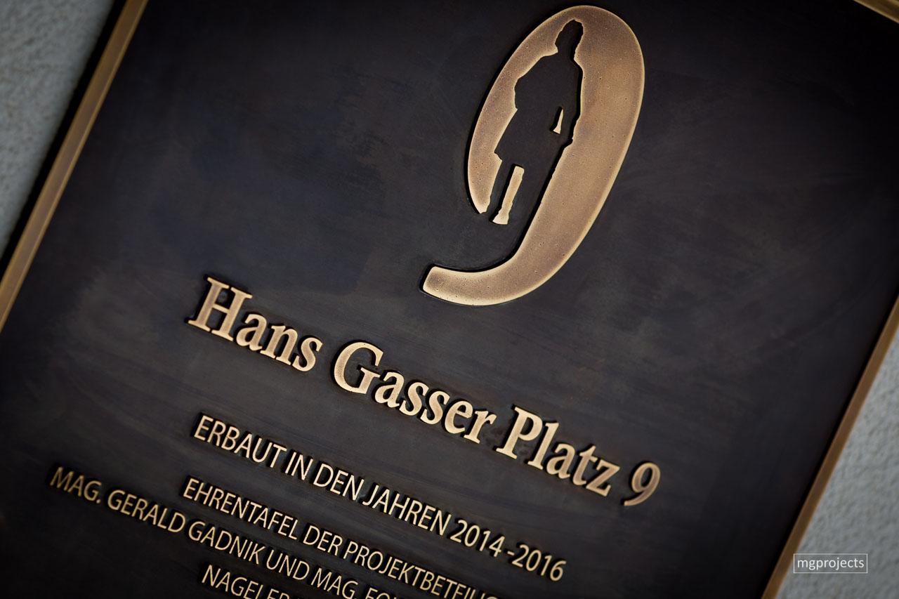 HGP9 Logo