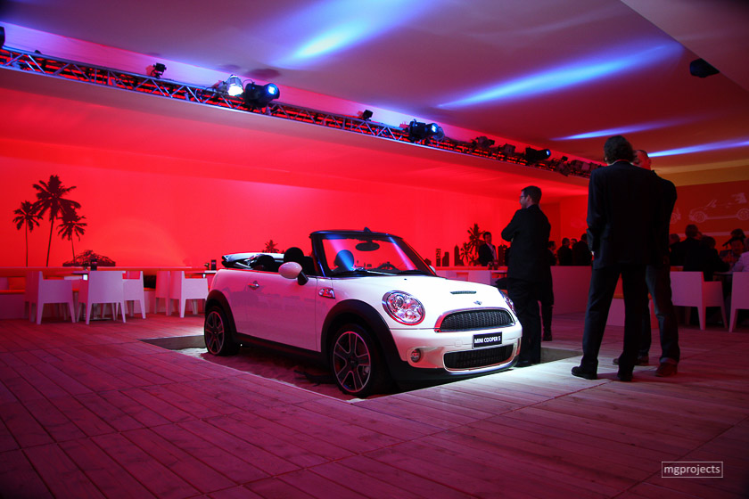 MINI Convertible Presentation Villach
