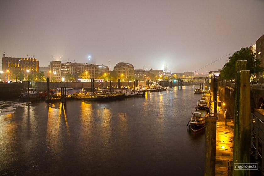 Hamburg Hafenviertel